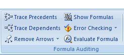Tester vos formules Excel