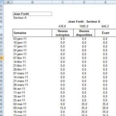 Excel somme conditionnelle multicritères