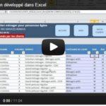 Outil de gestion performant dans Excel