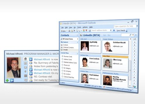 LinkedIn Outlook