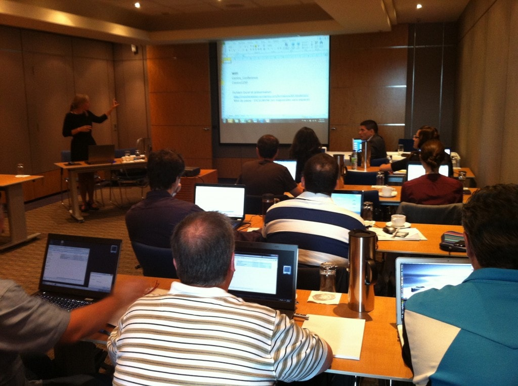 Formation Excel Sophie Marchand