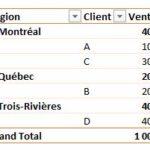 Excel : Créer un modèle de données