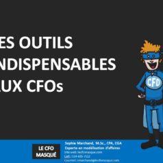 Outils indispensables aux CFOs
