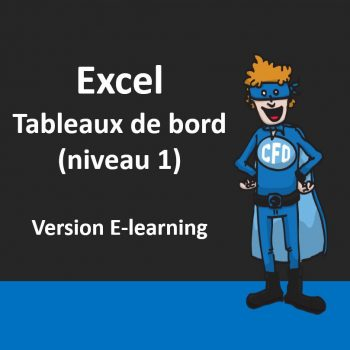 Excel - Tableaux de bord (niveau 1)