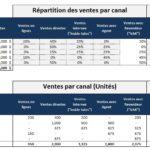 Outil Excel : Analysez la rentabilité de vos canaux de vente