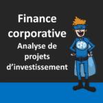 Analyse de projets d'investissement