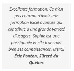 Commentaire Éric Ponton