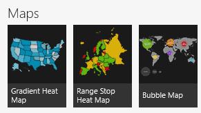 Datazen - Maps
