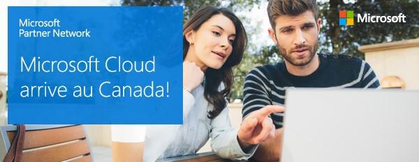 Microsoft Cloud Canada