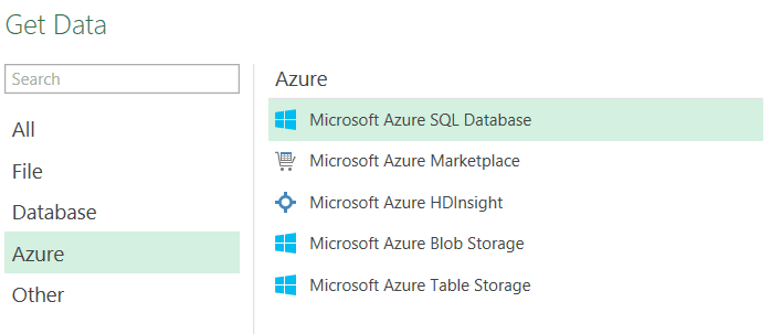 Power BI Designer Azure