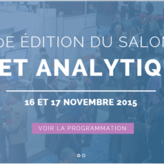Salon BI et Analytique