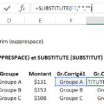 Excel: Automatiser le nettoyage des données