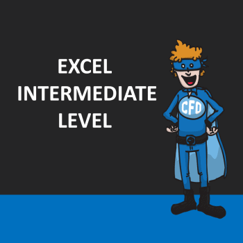 Excel Intermediate level