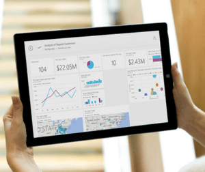 Power BI Tablette