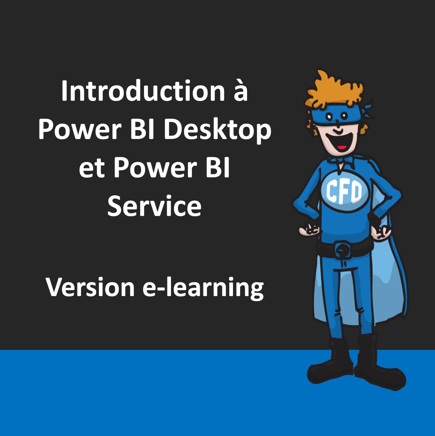 Power BI formation