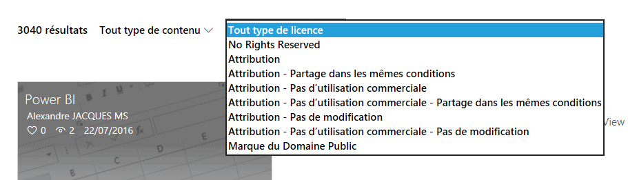 Docs.com licences