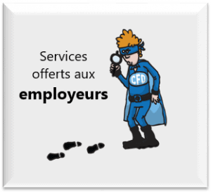 Services - Employeurs
