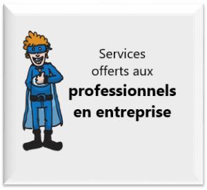 Services - Professionnels