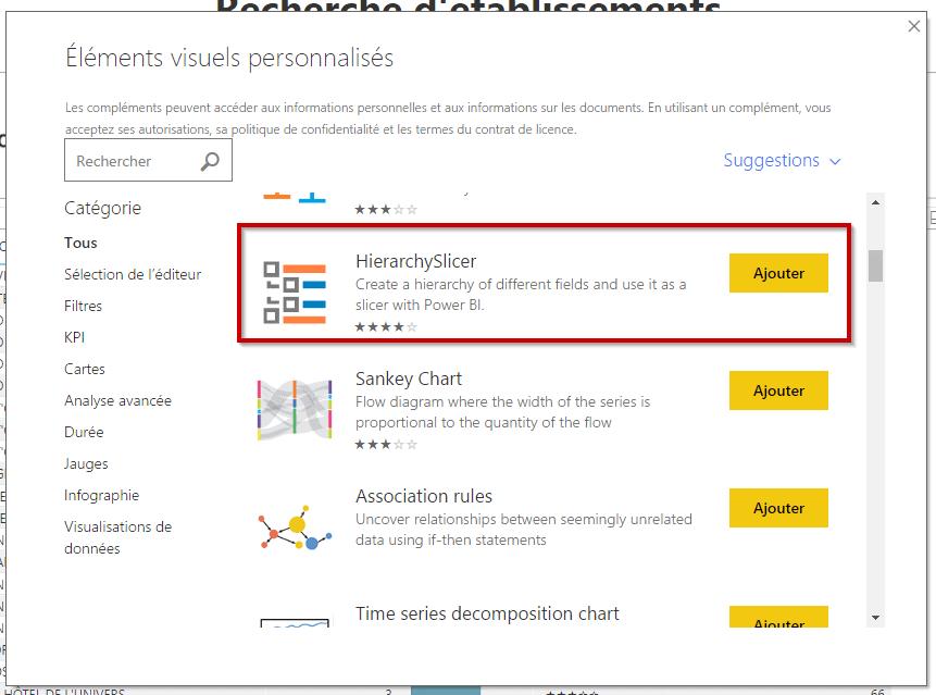 HierarchySlicer