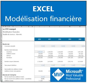 Formations modélisation financière