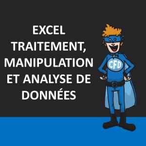 Excel Traitement, manipulation et analyse de données