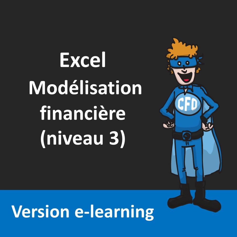 Modélisation financière niveau 3