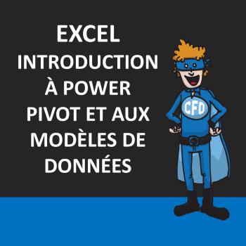 Introduction à Power Pivot et aux modèles de données