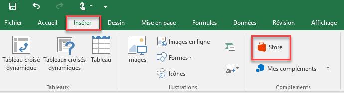 Store Microsoft