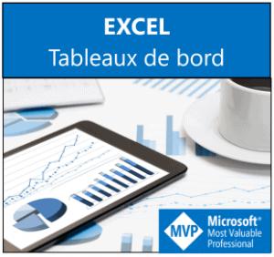 Outils - Tableaux de bord Excel