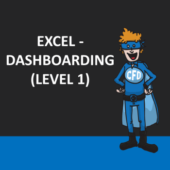 Excel Dashboarding Level 1
