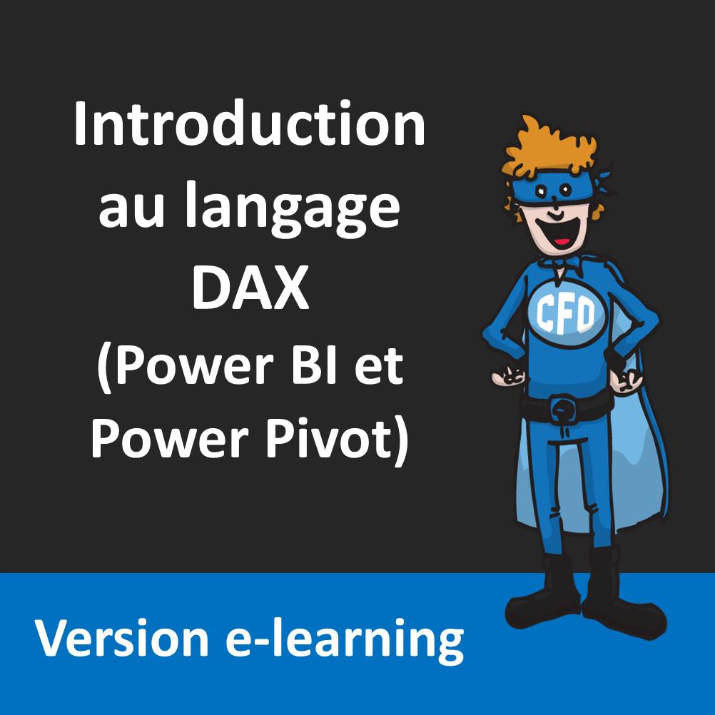 DAX E-learning