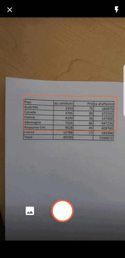 Photo Excel