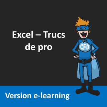 Excel - Trucs de pro en ligne