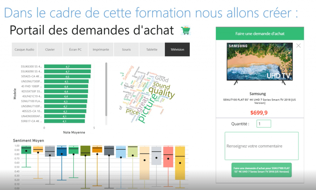 Power Apps et Power Automate