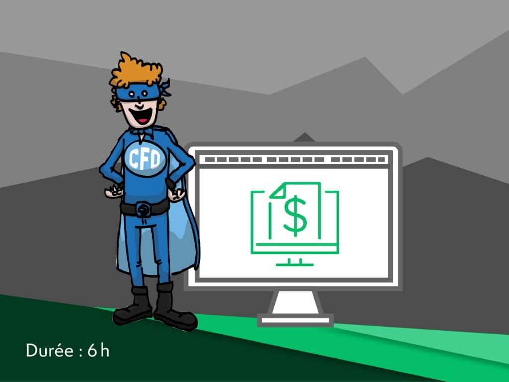 Excel – Modélisation financière (niveau 3)
