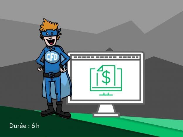 Excel - Modélisation financière (niveau 3) course image