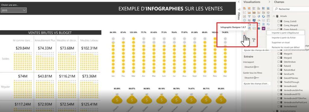 Le-CFO-Masque_Visualisations-avancees_Infographies - Power BI
