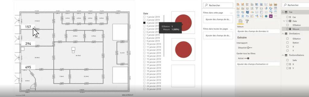 Le-CFO-Masque_Visualisations-avancees_Points-couleurs-rouge - Power BI