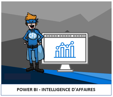 Power BI - Intelligence d'affaires