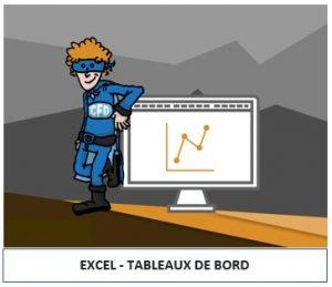 Parcours tableaux de bord Excel