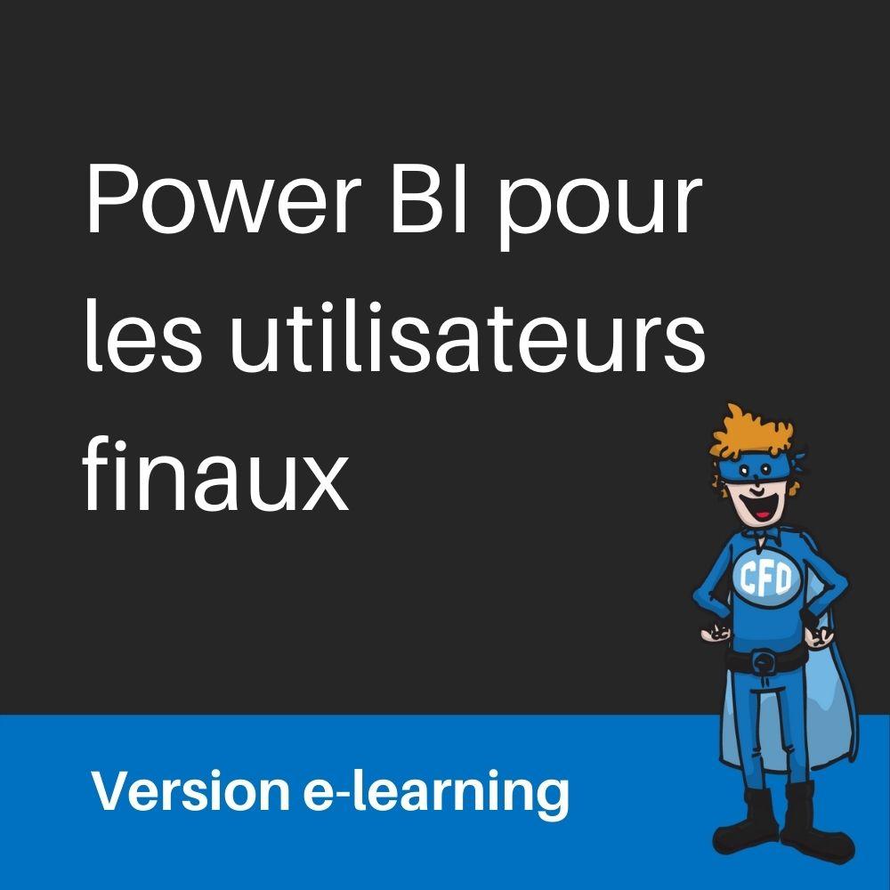 Power BI pour les utilisateurs finaux
