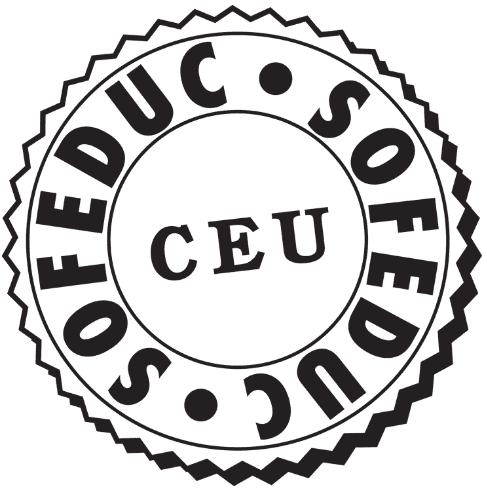 Le CFO masqué membre SOFEDUC - Sceau UEC